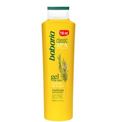 GEL TẮM BABARIA TINH CHẤT HOA OẢI HƯƠNG, 100% chiết suất từ thiên nhiên, chống mẩn ngứa, phát ban, cho da mềm mịn - Nhập khẩu từ Châu Âu