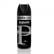 XỊT KHỬ MÙI BABARIA TINH CHẤT PREMIUM, 100% chiết suất từ thiên nhiên, không gây kích ứng da, mùi hương nam tính - Nhập khẩu từ Châu Âu.